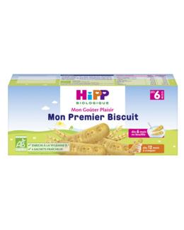 Mon premier Biscuit - Boîte 180g - 6 mois