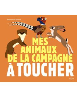 Mes animaux de la campagne à toucher