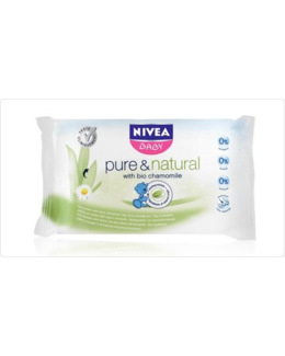 Lingettes Baby Pure & Natural