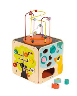 Maxi cube Looping multi-activités