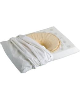 Câle tête bébé oreiller ergonomique