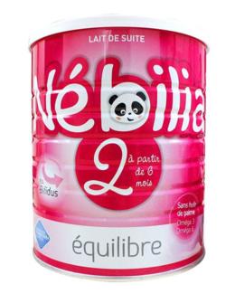Lait sans huile de palme Nébilia® 2