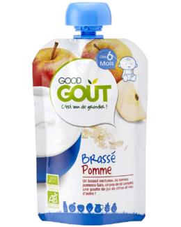 Good Gourde Brassé Pomme