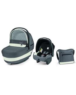 Set Modular XL : Nacelle Navetta XL, siège auto Primo Viaggio et sac à langer