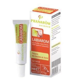 Labiarom Gel labial - Préserve des boutons de fièvre