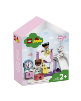 La chambre Duplo - Boîte de maison de poupées