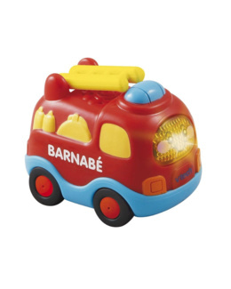 Tut Tut Bolides - Barnabé super pompier