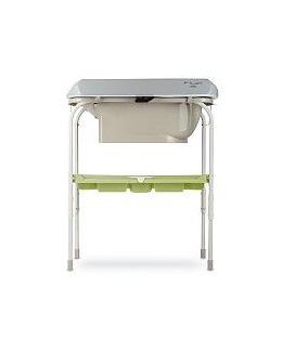 Table à langer avec baignoire Flip