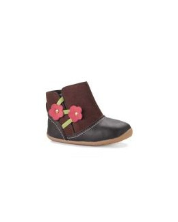 Chaussures cuir souple step-up - Pixie