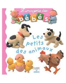 L'imagerie des bébés - Les petits des animaux