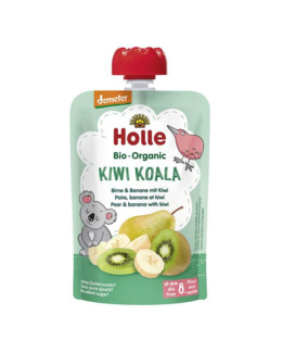 Gourde Kiwi Koala - poire, banane et kiwi