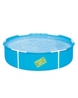 Première piscine tubulaire