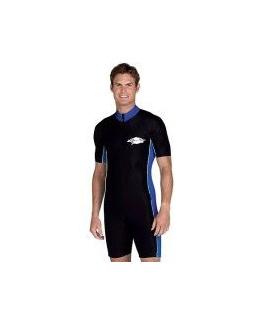 T-shirt sport Stingray à manches courtes, anti-UV