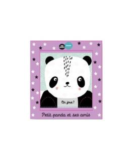 Livre Petit panda et ses amis