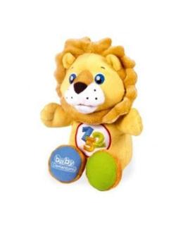 Peluche Lion interactif Ouatoo