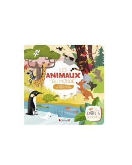 Livre Les animaux du monde