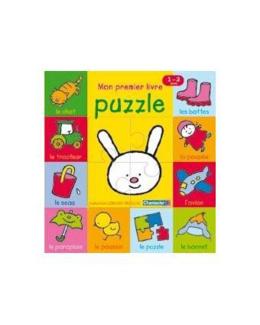 Mon premier livre de puzzle