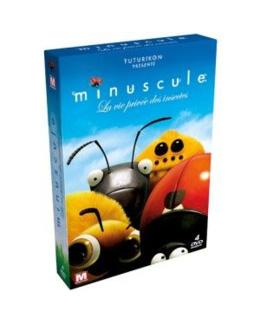 DVD Coffret Minuscules - La vie privée des insectes