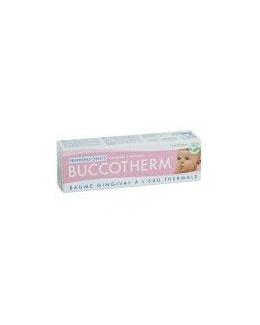 Baume gingival Premières dents Buccotherm