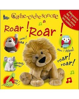 Livre Cache-cache sonore Roar Roar