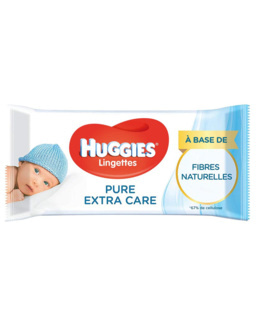 Lingettes Pure Extra Care