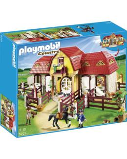 Playmobil Country - Haras avec chevaux et enclos