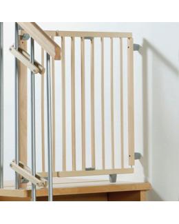 Barrière de sécurité pivotante pour escalier