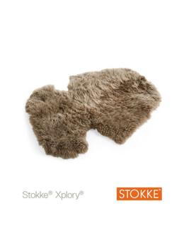 Peau de mouton bébé