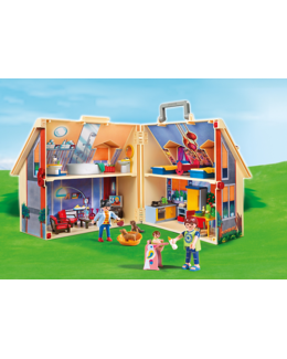 Maison transportable Dollhouse