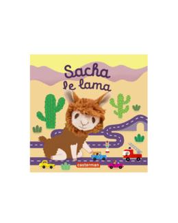 Livre Sacha le lama