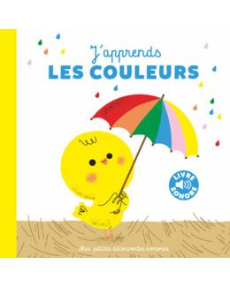 Livre J'apprends les couleurs