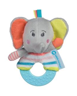 Anneau de dentition Elidou l'éléphant