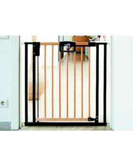 Barrière de sécurité Easylock Wood 80,5 - 88,5 cm