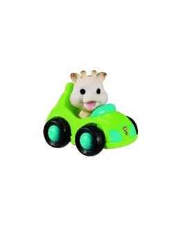 Super bolide voiture Sophie la Girafe