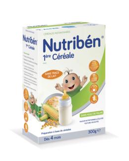 NUTRIBEN Première céréale