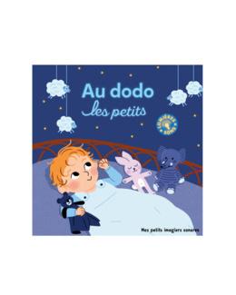 Livre sonore Au dodo les petits