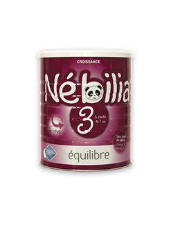 Lait sans huile de palme Nébilia® 3