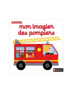 Livre Mon imagier des pompiers