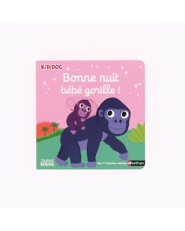 Livre Bonne nuit bébé gorille ! - Kididoc