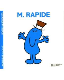 Livre Monsieur Rapide