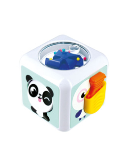 Mon premier cube sensoriel
