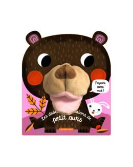 Livre Les drôles de questions de petit ours