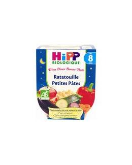 Ratatouille petites pâtes 190 g dès 8 mois