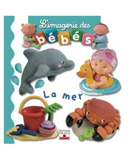 L'imagerie des bébés - Livre La mer
