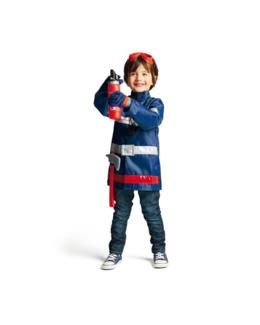 Déguisement Pompier avec accessoires