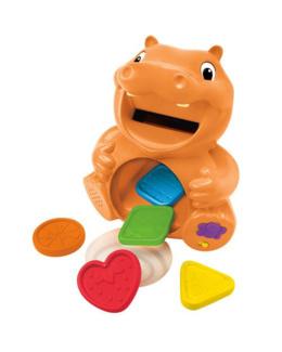 Hippo : J'apprends les couleurs et les formes