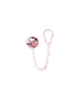 Attache-sucette Hello Kitty
