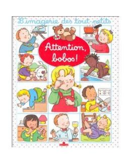Livre Attention Bobos !