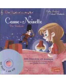 Casse-Noisette - livre CD