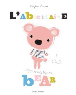 Livre L'abécédaire de Mr Bear